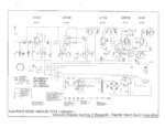 BLAUPUNKT Hamburg Schematic Only