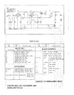 WARDS GDR9111A Schematic Only