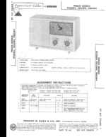 PHILCO P883WH SAMS Photofact®