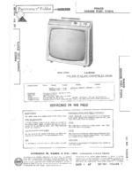 PHILCO R3344GY SAMS Photofact®