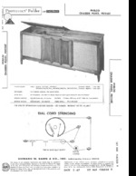 PHILCO P1737WA SAMS Photofact®