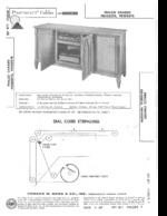 PHILCO P1744WA SAMS Photofact®
