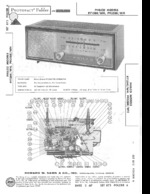PHILCO P935WH SAMS Photofact®