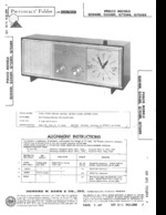PHILCO Q506BE SAMS Photofact®