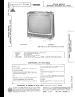 PHILCO Q2712WH SAMS Photofact®