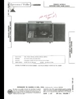 PHILCO R1577BRC SAMS Photofact®