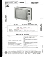 PHILCO R1242AV SAMS Photofact®
