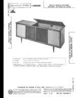 PHILCO Q1711WA SAMS Photofact®