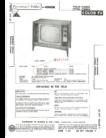 PHILCO Q6922MA SAMS Photofact®