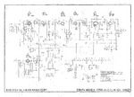 ZENITH K725B Schematic Only