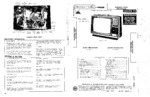 PANASONIC CT947 SAMS Photofact®