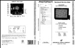 PANASONIC CT27SF20R SAMS Photofact®