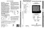 PANASONIC CT20G10T1 SAMS Photofact®