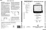PANASONIC CT27S7CA SAMS Photofact®