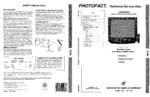 PANASONIC CT27G24A SAMS Photofact®