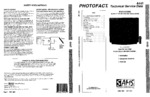 PANASONIC CT27D10DB SAMS Photofact®