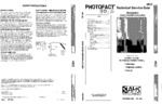 PANASONIC GP816 SAMS Photofact®