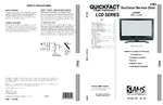 Sharp LC32D40U SAMS Quickfact
