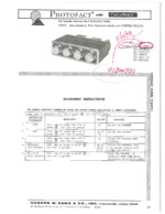 GENERAL MOTORS 91BMP21 SAMS Photofact®