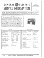 GENERAL ELECTRIC 35252D OEM Service