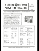 GENERAL ELECTRIC 35259A OEM Service