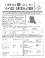 GENERAL ELECTRIC 35446A OEM Service
