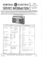 GENERAL ELECTRIC 35295A OEM Service
