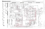 KENWOOD KA900 Schematic Only