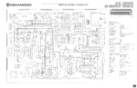 KENWOOD KR6060 Schematic Only