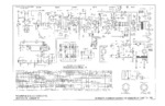 KAY MUSICAL INSTRUMENT CO. 711 Schematic Only