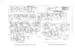 TELEDYNE/Packard Bell 21CT28 Schematic Only