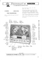 BELL & HOWELL 2295S SAMS Photofact®