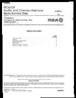 GENERAL ELECTRIC 29872A OEM Service