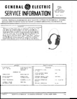 GENERAL ELECTRIC 35949A OEM Service