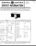GENERAL ELECTRIC 36035A OEM Service