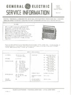 GENERAL ELECTRIC 72971A OEM Service