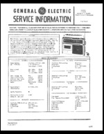 GENERAL ELECTRIC 35224B OEM Service