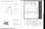 WEBCOR RP1812 Schematic Only