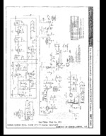 HARMAN-KARDON F500X Schematic Only