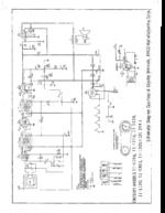 CROSLEY 11130U Schematic Only