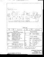 WARDS GDR9012A Schematic Only
