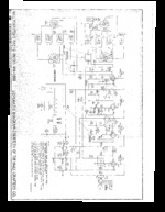 HALLICRAFTERS WR1111 Schematic Only