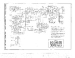 BELL P/A PRODUCT Carillon 75 Schematic Only
