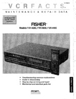 FISHER FVH4000 Service Guide